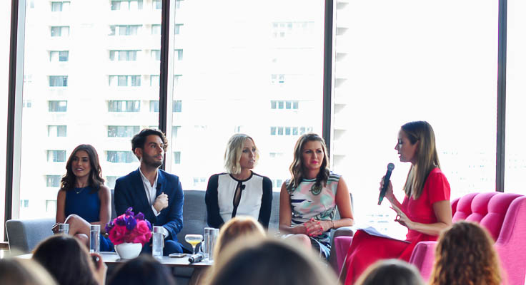 Entrepreneur Panel at Simply Stylist Chicago