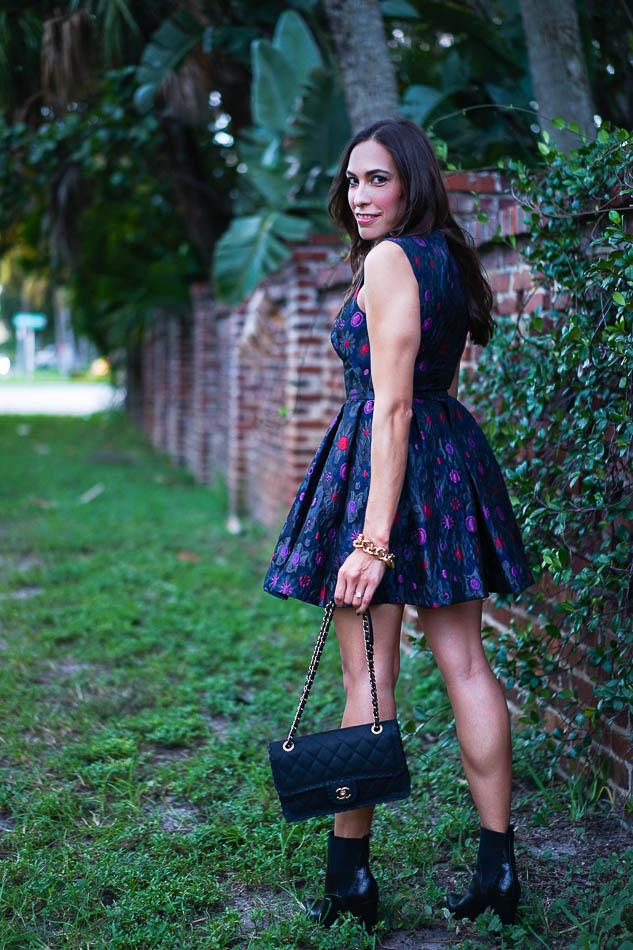 d694286793de CYNTHIA ROWLEY FLORAL DRESS - A Glam Lifestyle