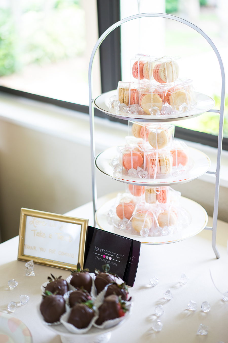 Wedding Favors with Wedding Paper Divas - A Glam Lifestyle