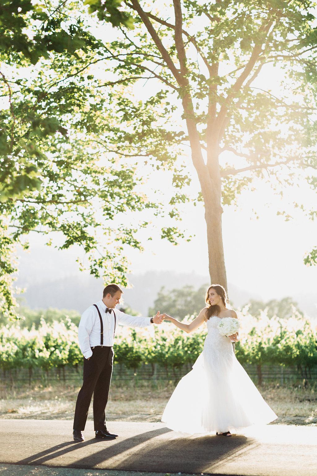 Beaulieu Garden, Napa wedding, wine country wedding