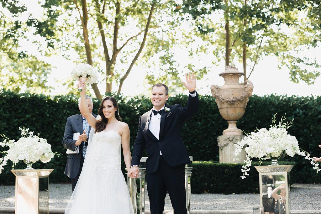 Beaulieu Garden, Napa wedding
