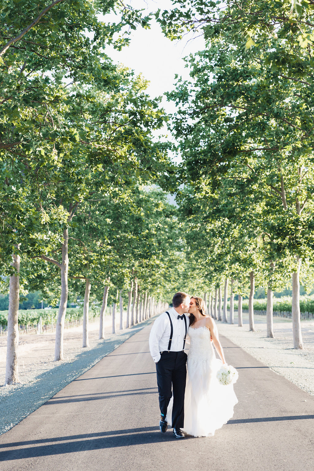 Beaulieu Garden, Napa wedding, wedding photo in wine country