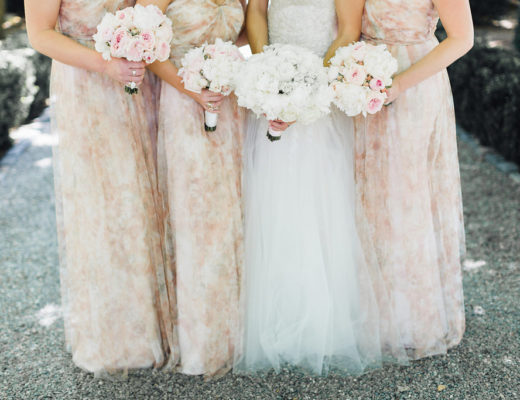 A Glam Lifestyle fashion boggers bridesmaid bouquets by Rion Designs, wedding decor