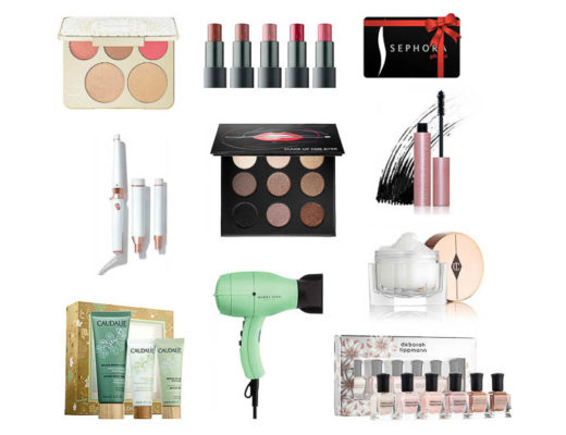 A Glam Lifestyle fashion blogger rounds up her picks for a hoilday gift guide for beauty lovers