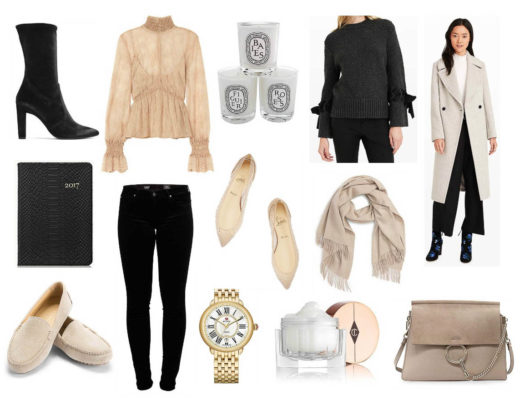 A Glam Lifestyle bloggers holiday gift guide for the luxury lady