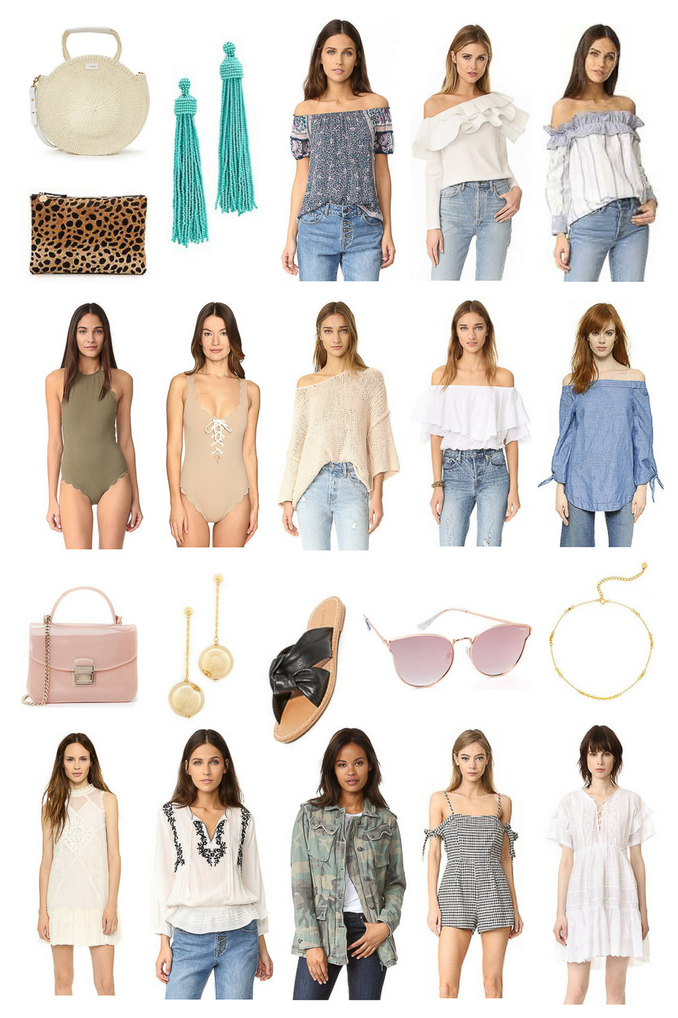 Best of the Shopbop Spring Sale as curated by AGlamLifestyle blogger Amanda