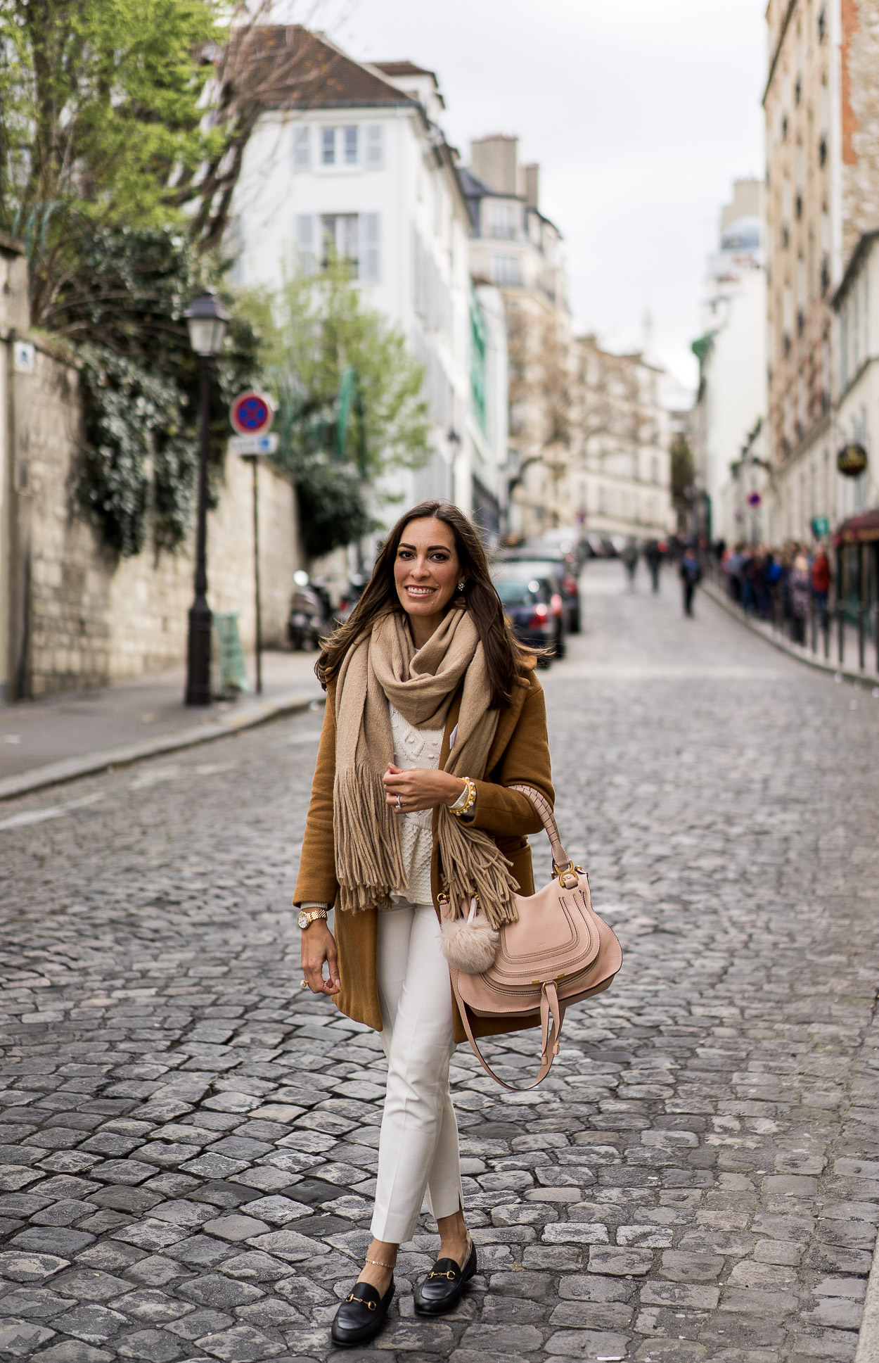 The best things to do in Montmartre include walking the streets and getting lost as said by Amanda of A Glam Lifestyle blog