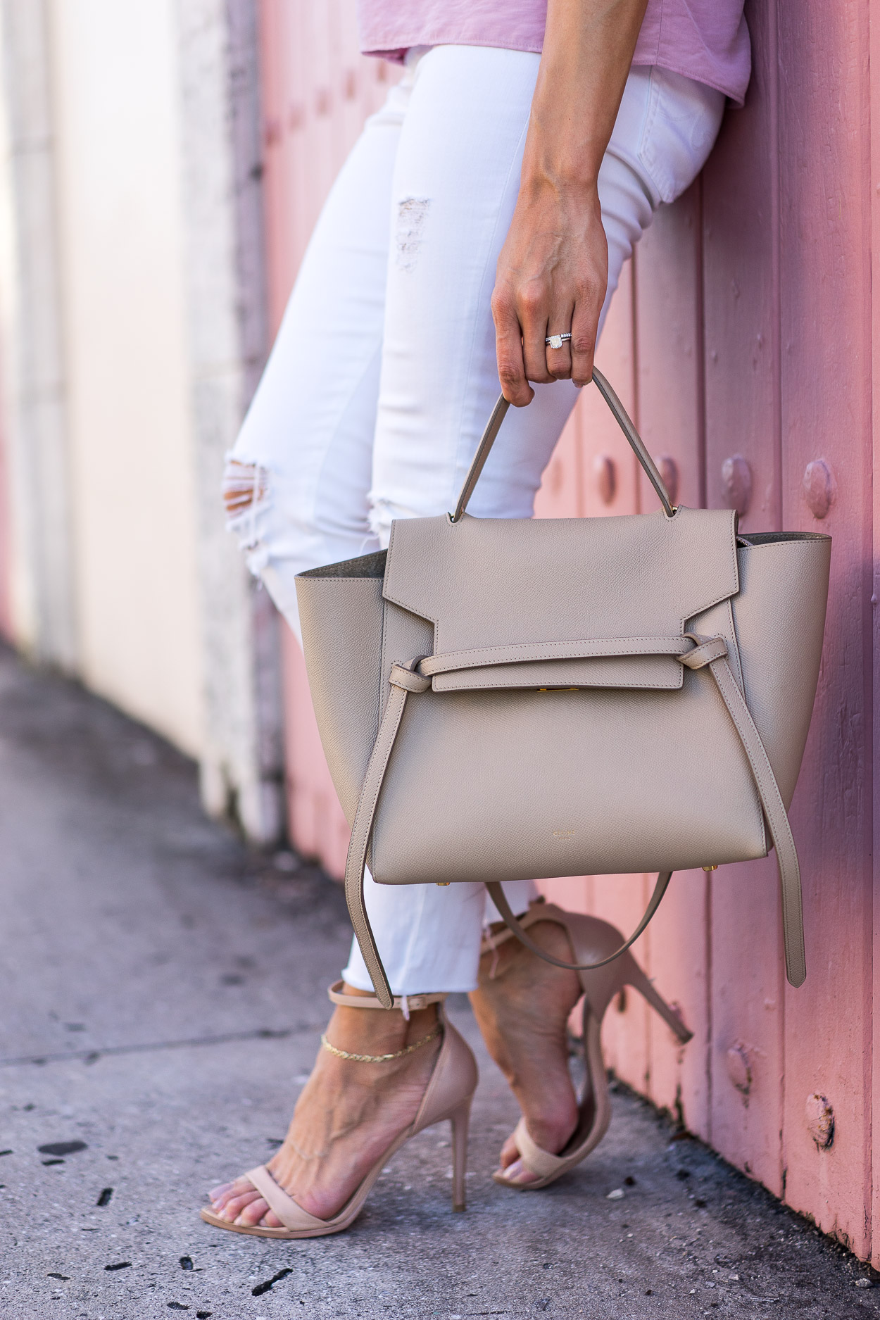 dcd4a2aec5 ... Detailed Celine Belt Bag review by Amanda of AGlamLifestyle blog