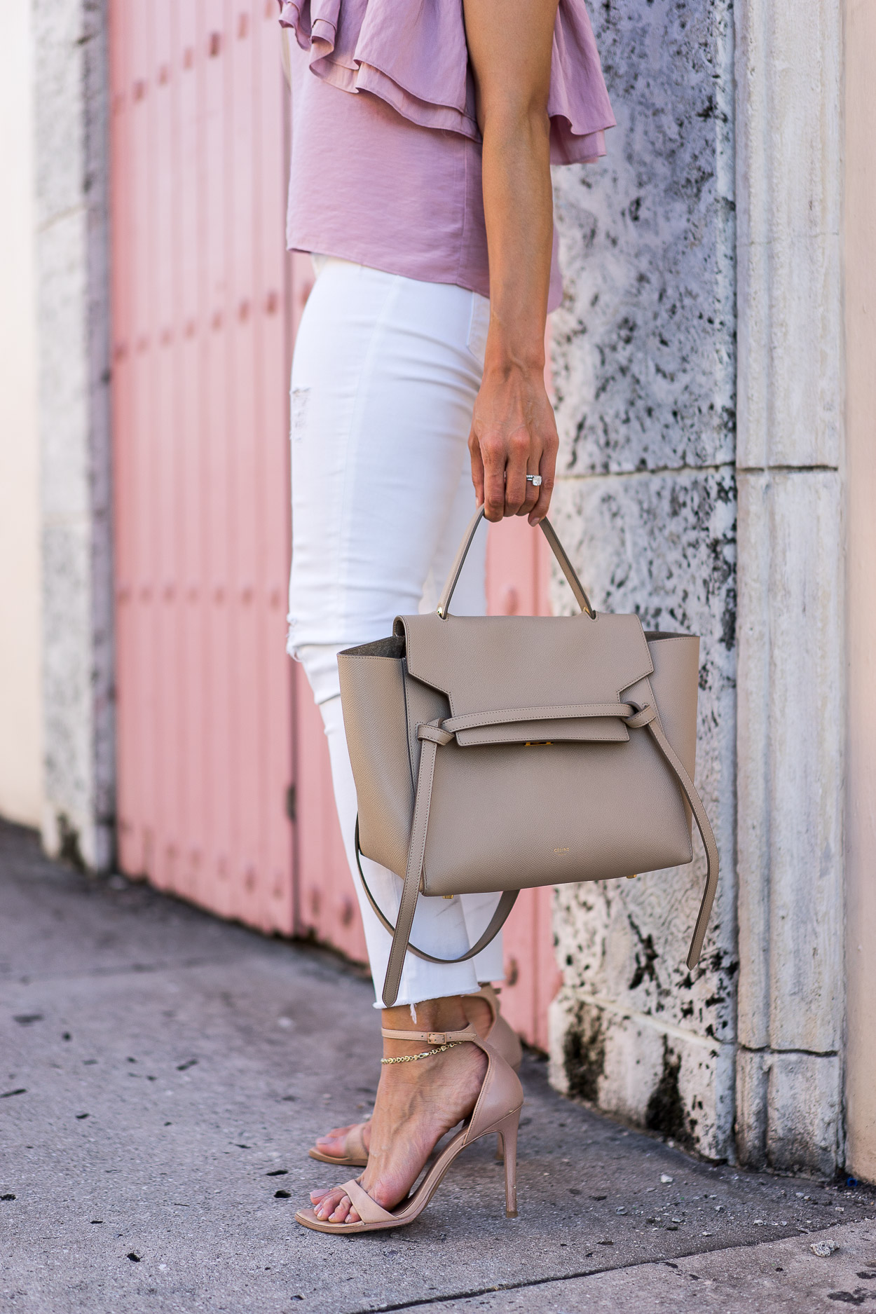 ... Rose · Celine Belt Bag review shares pros and cons of luxury items by  AGlamLifestyle blogger ... eff43708210f6