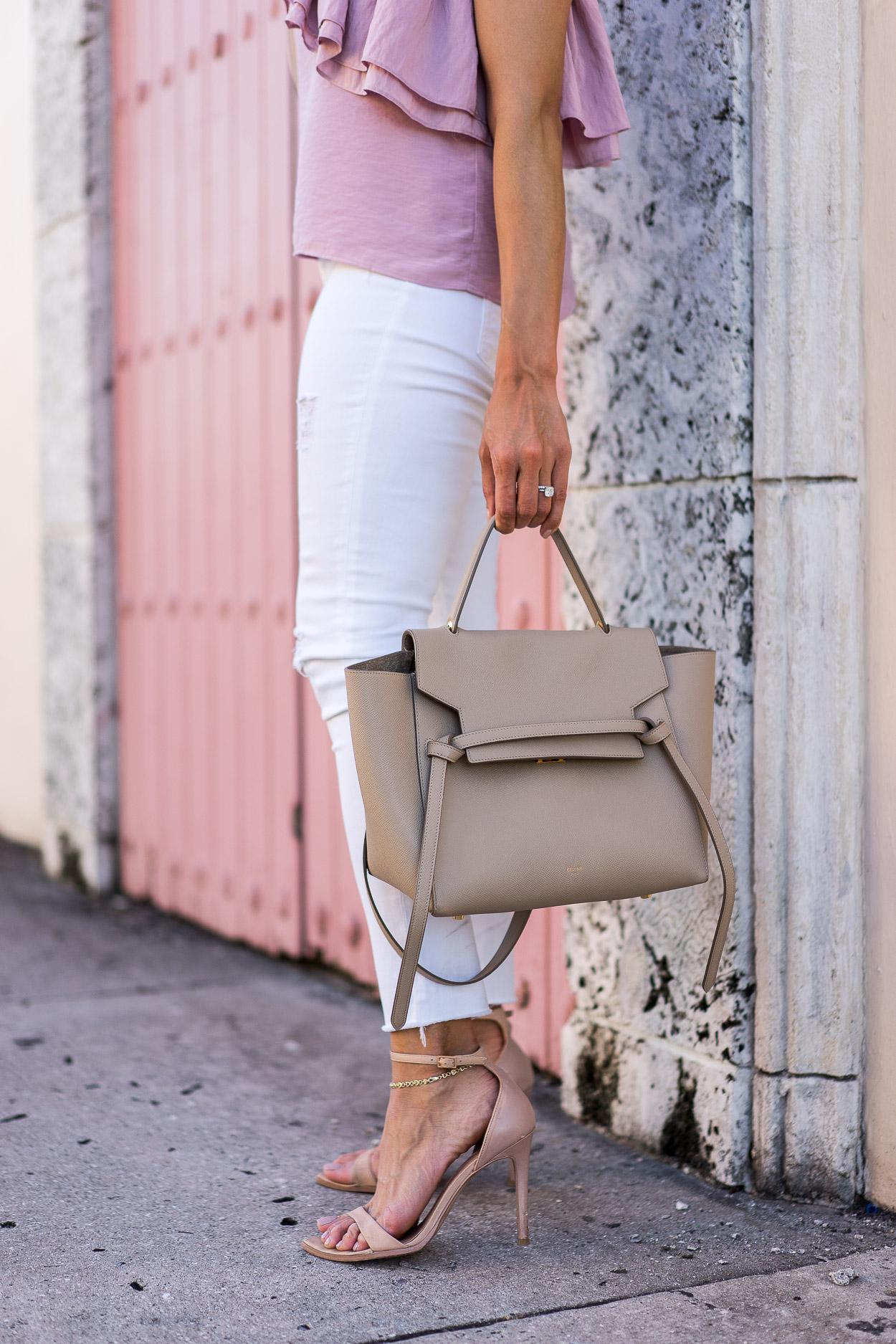 Buy Celine Belt Bag Medium Size Up To 61 Off
