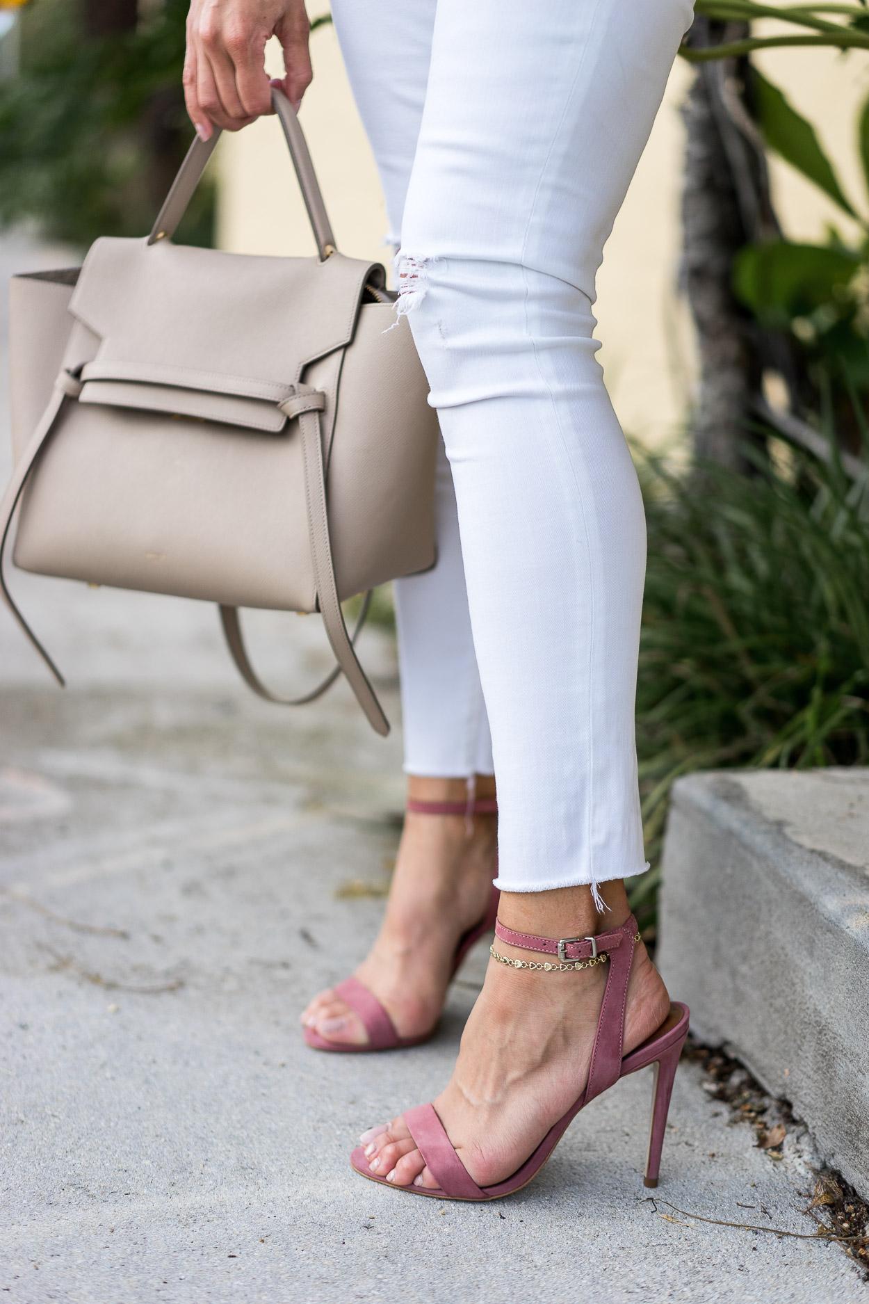 Steve Madden Women's Landen Ankle Strap Sandal OJaJSCX1mf