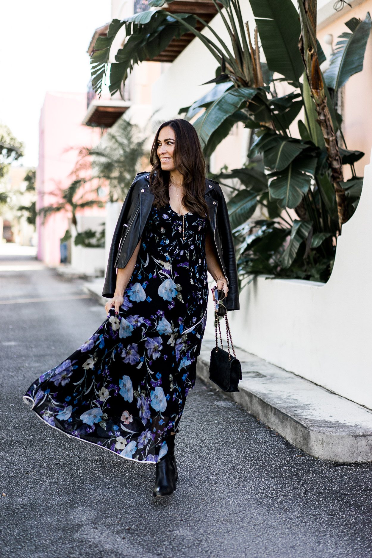 Ideas for brunch outfits styled by Amanda of A Glam Lifestyle blog
