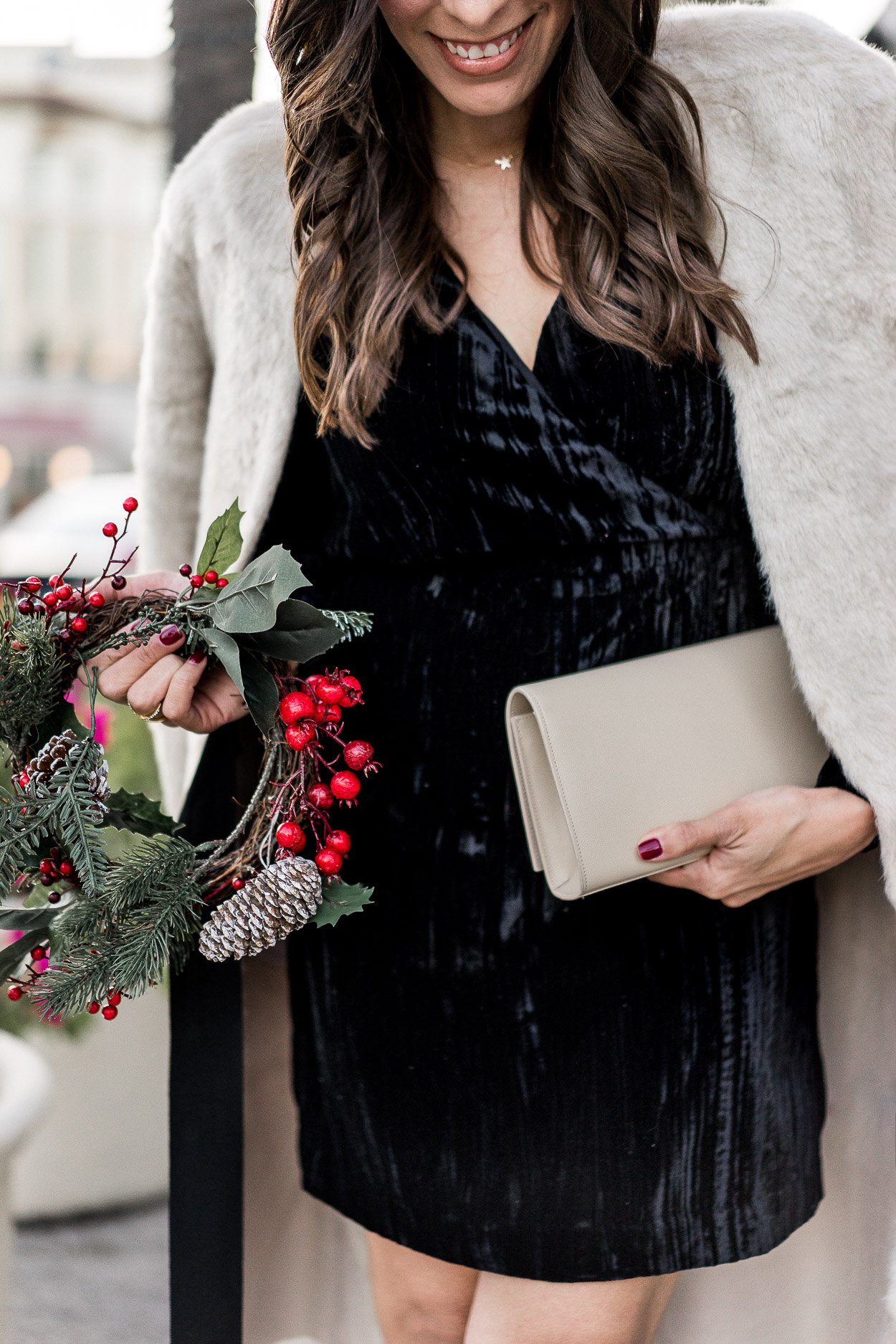 Holiday Party Outfits with H&M