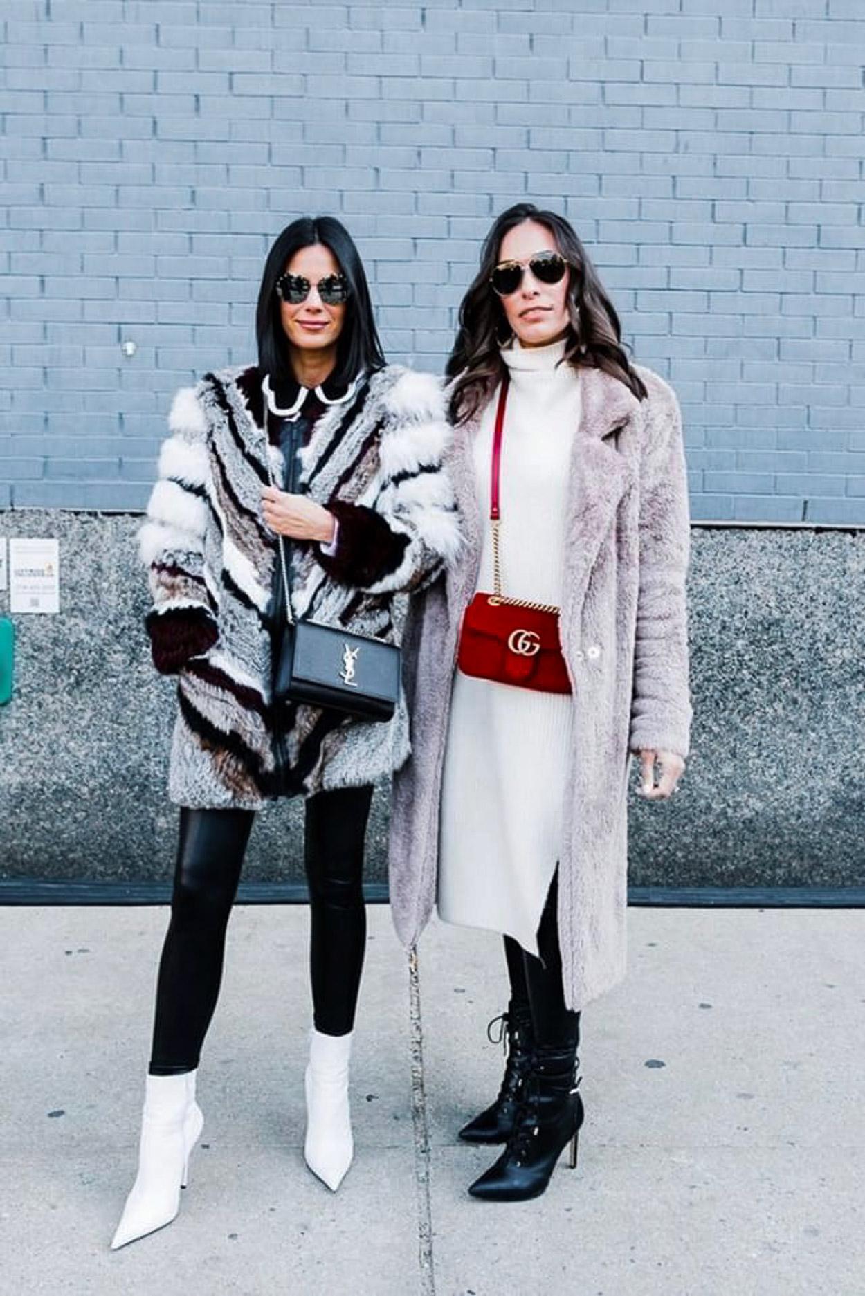 ff61794b1b0 nyfw-18-day-1-friends-lovers-teddy-coat-hm-sweater-dress-red-velvet-gucci- marmont-bag-aglamlifestyle-fashion-week-5