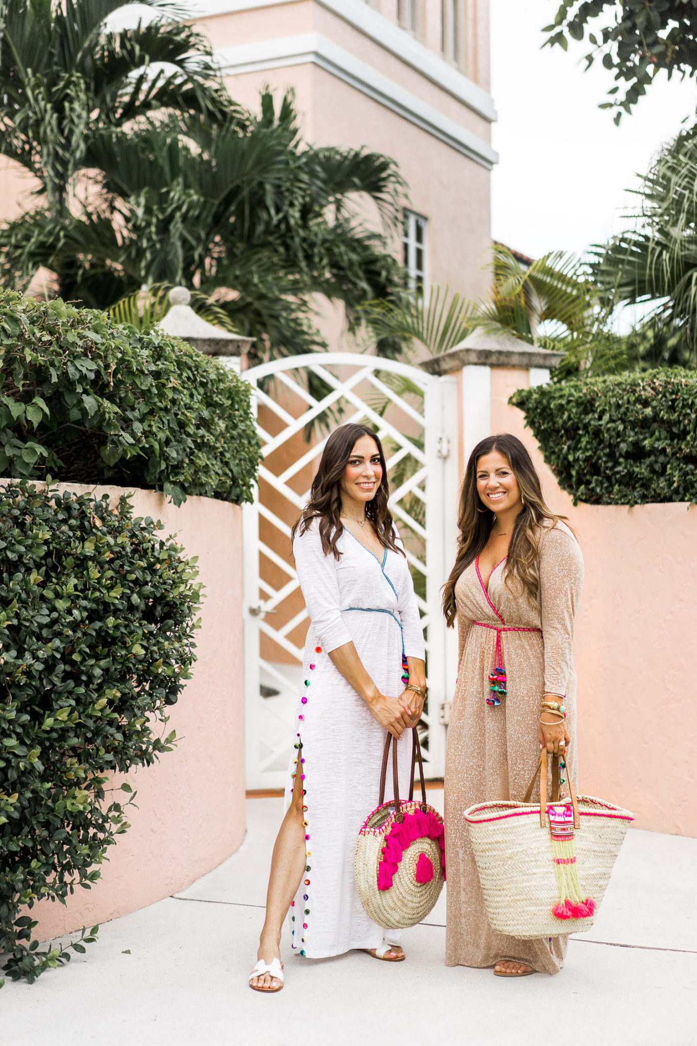 124794cb7ae4 ... South Florida bloggers Amanda of A Glam Lifestyle and Jaime of  Sunflowers and Stilettos share their ...