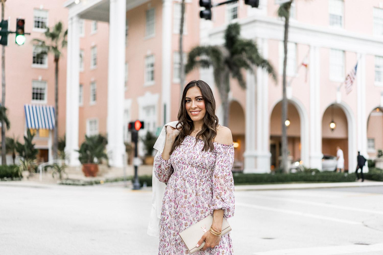 3de8d2c6e5e8 Amanda of A Glam Lifestyle blog shares her review of The Colony Palm Beach  hotel while ...