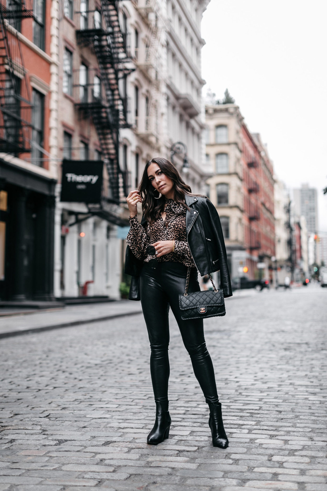 To acquire Fashion fall trends faux leather pictures trends