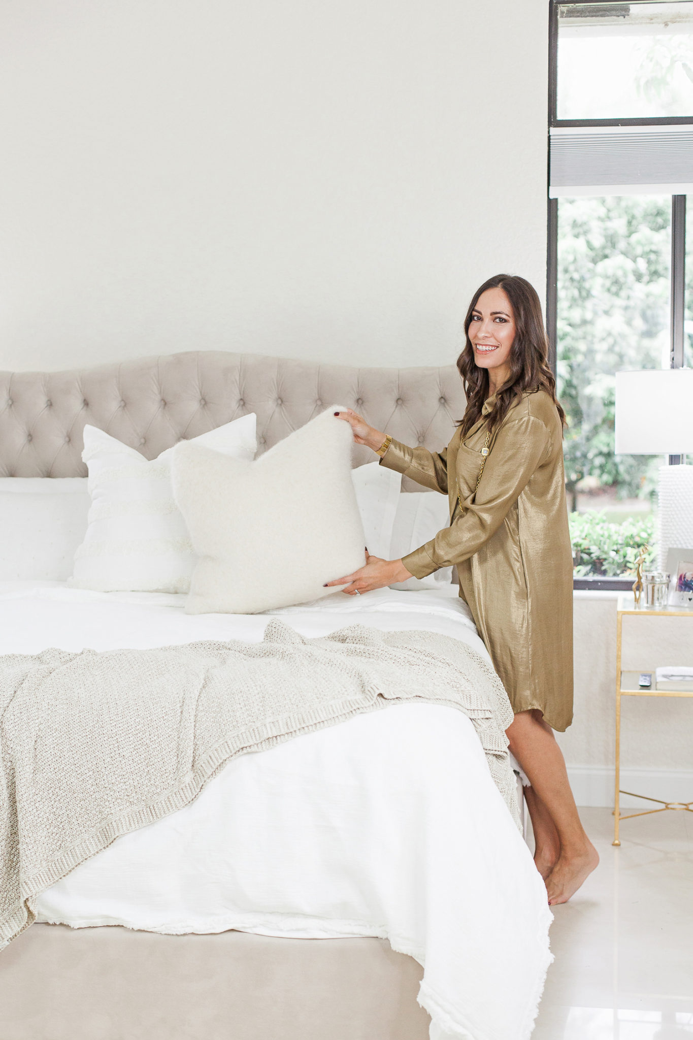Master Bedroom Reveal Serena Lily Bedding A Glam Lifestyle